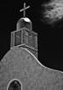 "<center><h2>'Silver Stepple at Noon' </h2> Jemez Pueblo, San Ysidro, NM   12""x16"", Luster paper <em>limited edition of 50</em></center>"