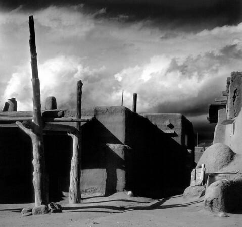 <center><h2>'Taos Pueblo, NM' - 013</h2></center>