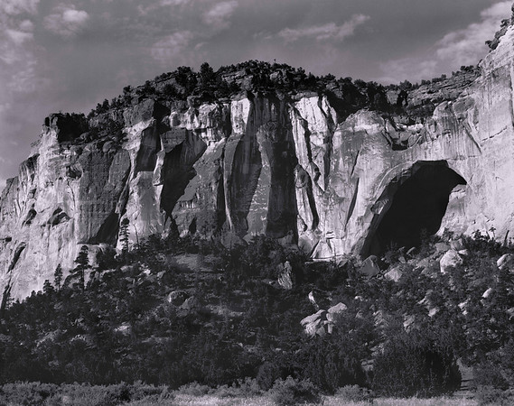<center><h2>'Spirit Bluff' </h2> Grants, NM