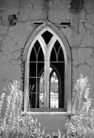 <center><h2>'Abandon Chapel'</h2> Trampas, NM</center>