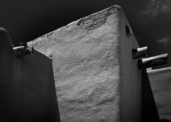 "<center><h2>'Pubelo Texture'. </h2>Pojoaque Pueblo, NM   12""x16"", Luster paper <em>limited edition of 50</em></center>"