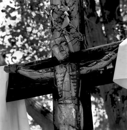 <center><h2>'Crucifix'</h2>   Chimayo, NM</center>