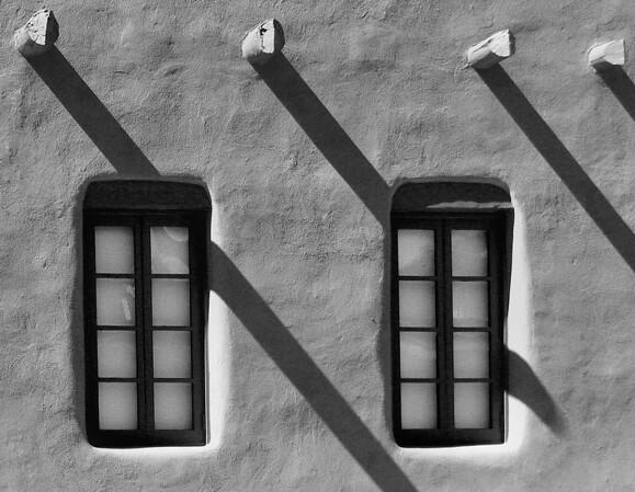 <center><h2>'Plaza Windows' </h2>Santa Fe, NM</center>