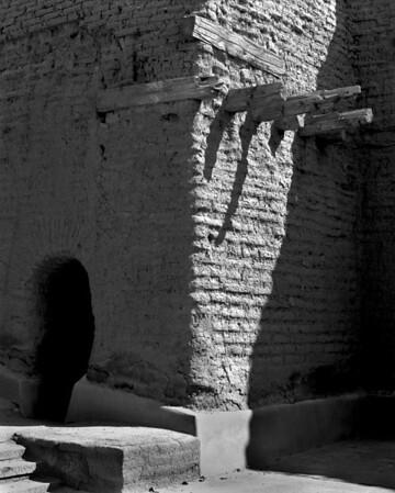 <center><h2>'Pecos Pueblo Interior'</h2>Pecos National Monument, NM</center>