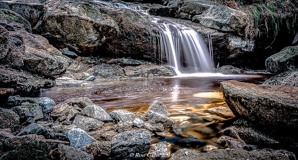 Oak Creek Falls