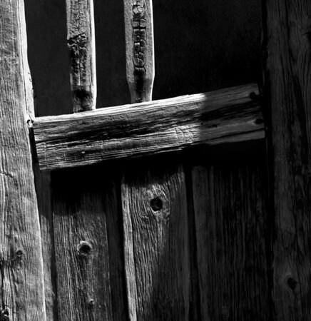 <center><h2>'Gate - Santuario de Chimayo'</h2>  (detail) Chimayo, NM</center>