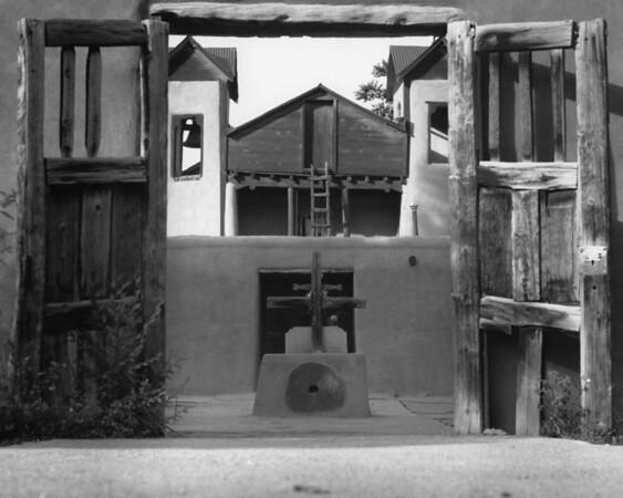 <center><h2>'Santuario de Chimayo' </h2>Chimayo, New Mexico</center>