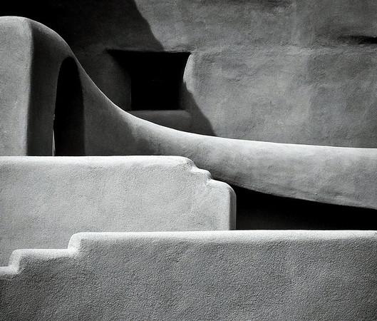 "<center><h2>'Santuaro de Guadalupe #1' </h2>Santa Fe, NM   12""x16"", Luster Photo paper (12mil)  - or Fine Art paper(270 gram)  <em>limited edition of 50</em></center>"