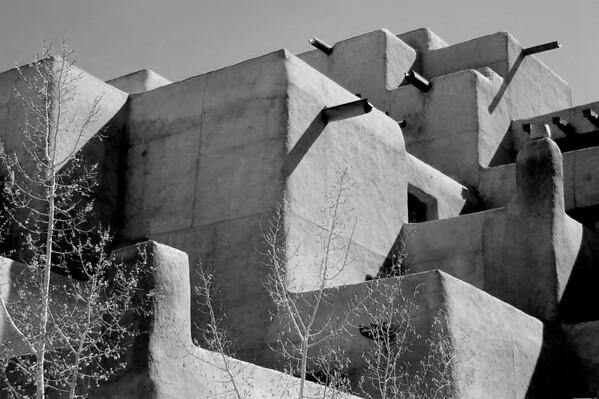 <center><h2>'La Fonda Hotel'</h2>Santa Fe, NM</center>