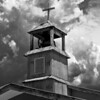 "<center><h2>'Tin Bell Tower' </h2>Truchas, NM   12""x16"", Luster paper <em>limited edition of 100</em></center>"