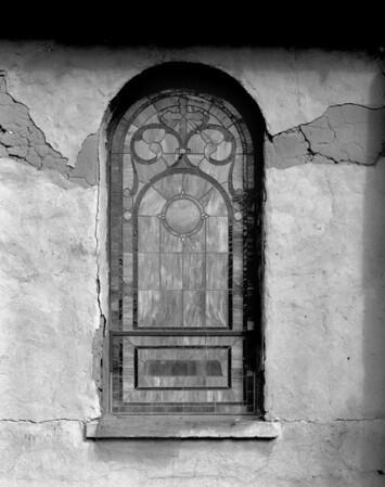 <center><h2>'Chapel Window' </h2>(near) Lamy NM</center>