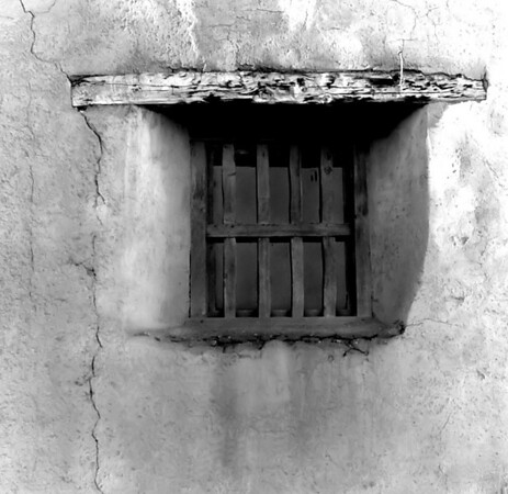 <center><h2>'Nave Window - San José Gracia' </h2> Trampas, NM</center>