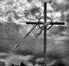<center><h2>'Easter Cross' </h2>Chimayo, New Mexico</center>