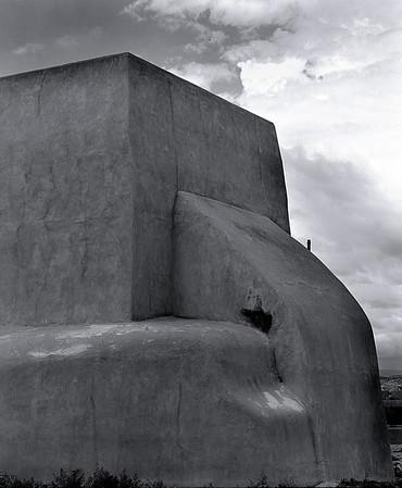 <center><h2>'San Francisco de Asis - 004' </h2>   Rancho de Taos, NM</center>