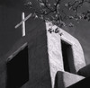 <center><h2> 'Santuario de Guadalupe'</h2> Tower Detail Santa Fe, NM <em>Infrared</em></center>