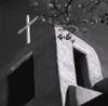 <center><h2> 'Santuario de Guadalupe'</h2> Tower Detail Santa Fe, NM <em>Infrared</em></center>