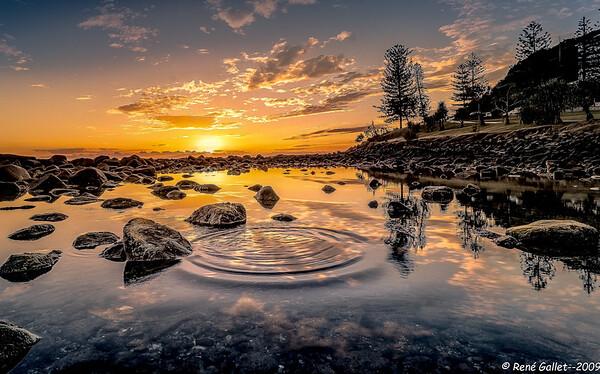 Fallen Leaf Lake Dawn