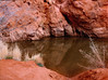 <center><h2>'Desert Pond'</h2> Red Rocks, AZ </center>