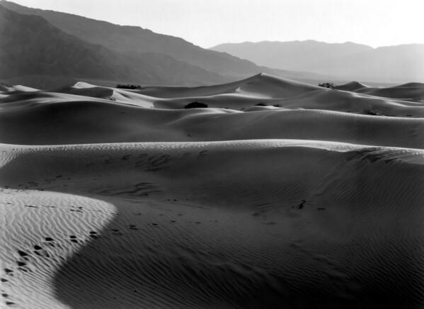 <center><h2>'Morning Dunes'</h2>Dealth Valley, CA</center>