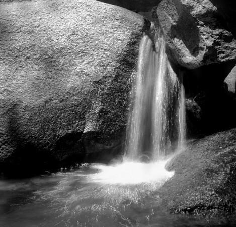 <center><h2>'Dark Canyon Falls'</h2>Palm Desert, CA</center>
