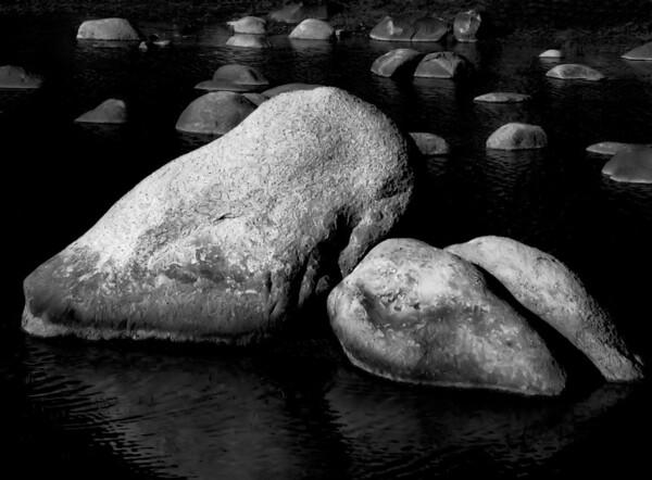 <center><h2>'Rock Sculpture 1 '</h2>Yosemite, CA</center>