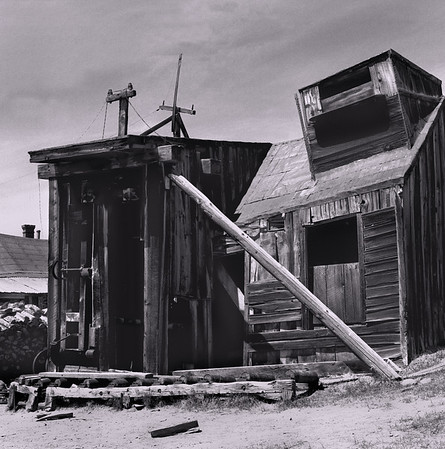 <center><h2>'Ice House'</h2>Bodie, California</center>