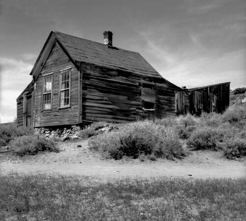 <center><h2>'Home on the Hill'</h2>Bodie, California</center>