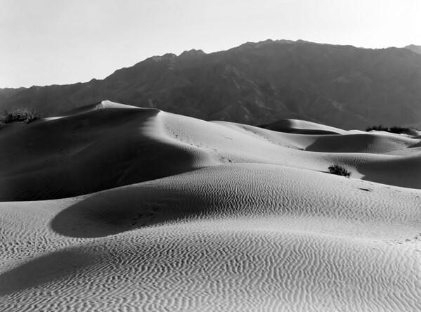<center><h2>'Sand Dunes'</h2>Dealth Valley, CA</center>