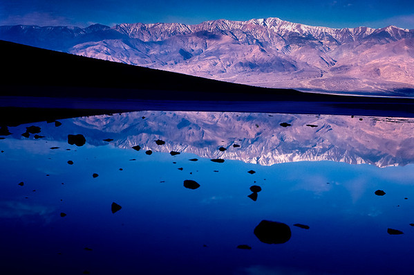 "<center><h2>'Bad Water'</h2>  Death Valley, CA   A  Limiited edition of 50 11""x14"" image on 13""x19"" Fine Art paper</center>"