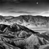 <center><h2>'Artist Canyon Moon Set'</h2>Dealth Valley, CA</center>