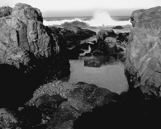 <center><h2>'Tide Pool'</h2>Big Sur, CA</center>