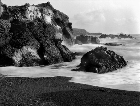 <center><h2>'Hidden Beach'</h2> Point Lobos, CA</center>