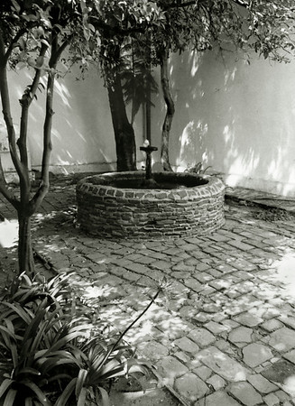<center><h2>'Mission Garden Fountain'</h2>   Oceanside, CA</center>