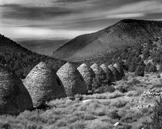 <center><h2>'Charcoal Kilns'</h2>Dealth Valley, CA</center>