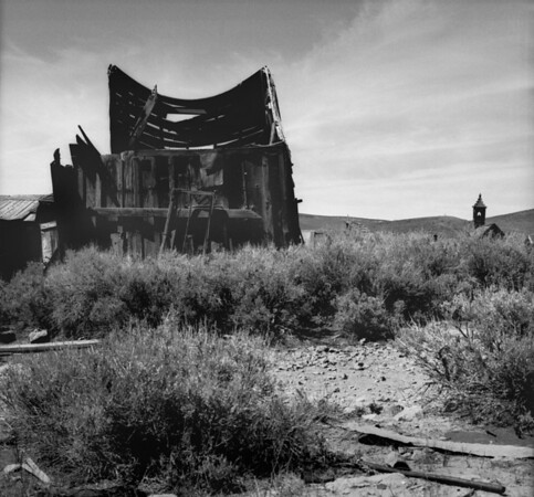 <center><h2>'Saw Mill'</h2>Bodie, California</center>