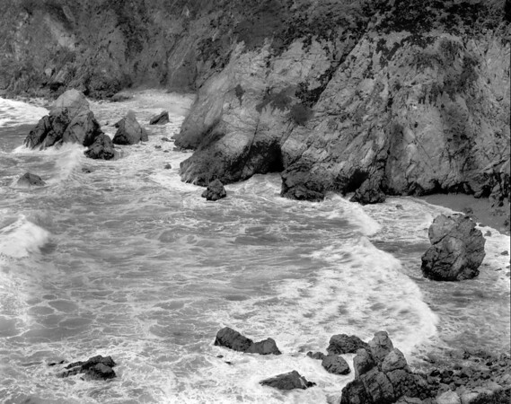 <center><h2>'Rocky Coast'</h2> Point Lobos, CA</center>