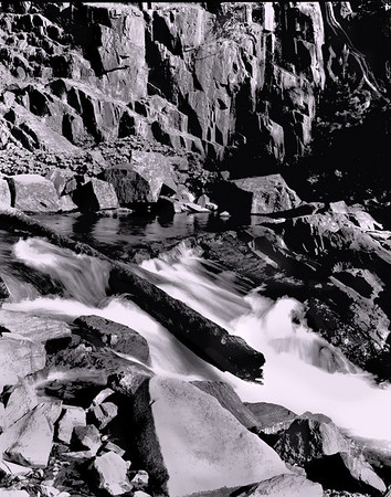 "<center><h2>""The Falls'</h2>Fallen Leaf Lake, Lake Tahoe, CA</center>"