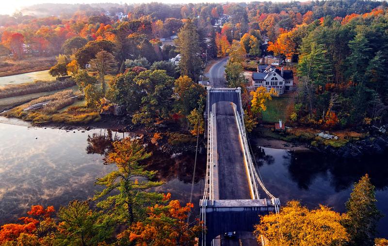 Chain Bridge, Newburyport