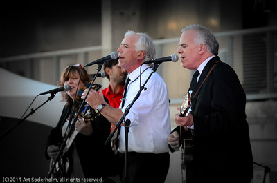 The Cowsills, Atlantic City, 2014