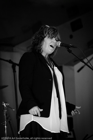 Susan Cowsill, Atlantic City, 2014