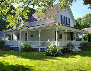 Cape Home. Cape Cod, MA.