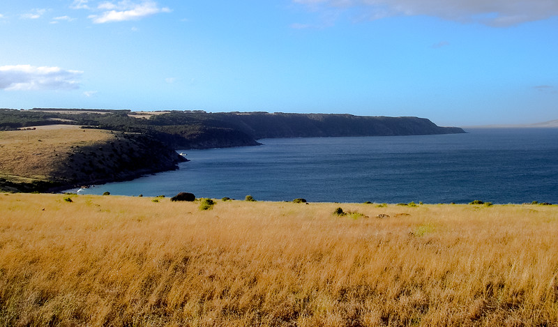 View from the Lighthouse Keepers Cottage, Kangaroo Island