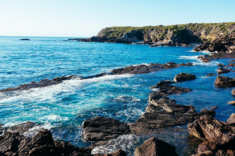 Bittangabee Bay, NSW South Coast