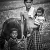 Sauraha village life