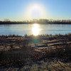 <center><h2>'Missouri River Sunrise'</h2>   St. Charles, MO</center>