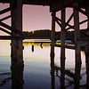 <center><h2>'Trestle at Dusk'</h2> Outer Banks, NC  </center>