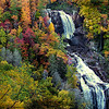 <h2><center>'Whitewater Falls - Fall Color'</h2> <em>Cashiers, NC</em></center>
