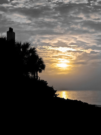 <center><h2>'St. Simon Island Sunrise' </h2> St Simon, GA </center>