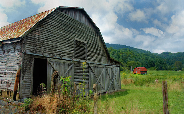 <center><h2>'Pastorial View'</h2> Valle Crucis, NC</center>