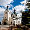 "<center><h2>'St. Sava, Serbian Monastery</h2>Libertyville, IL  12""x16"" on 13""x19""  Premium Luster Photo Paper Edition of 25</center>"